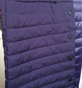 Модное и новое демисезонное пальто