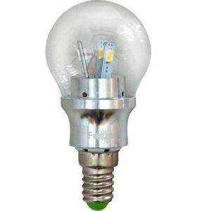 Светодиодная лампа от 4ватт до 20ватт
