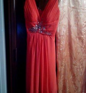 Новый сарафан, платье