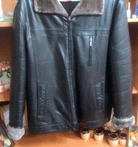 Продаю новую мужскую зимнюю куртку
