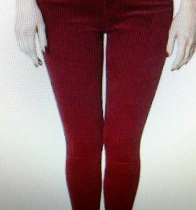 Вельветовые штаны SAVAGE