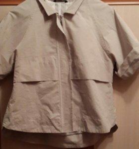 Курточка с коротким рукавом