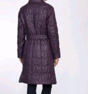 Стильное новое пальто 56-58р.