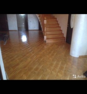 Укладка ламината,гипсокартона,стяжка пола,лестницы