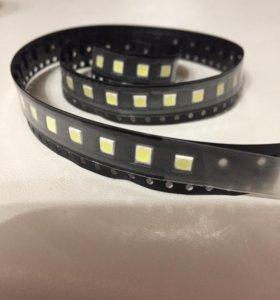 Светодиоды для LED подсветки на LG телевизорах