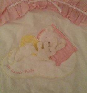 Мешок для сна малышу. новый