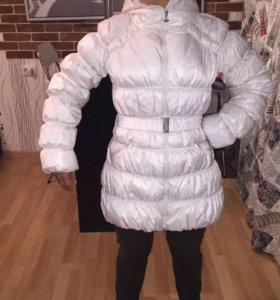 Пуховик зимний Adidas