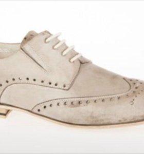 Мужские туфли, новые