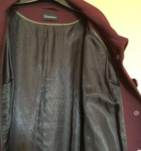 Демисезонное пальто р.54-56