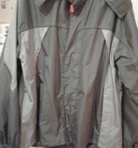 Куртка ветровка мужская размер 48-50