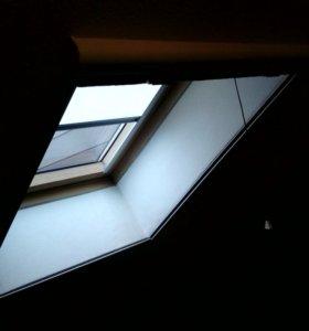 Москитные сетки и шторы на окна ВЕЛЮКС