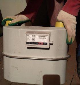 Счетчик газовый BK-G16