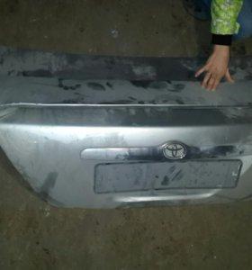 Крышка багажника марк 110
