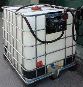 Мини АЗС 1000 литров