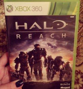 """Игра """"Halo Reach"""" на xbox360, оригинал."""