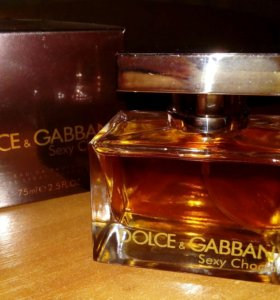 DOLCE & GABBANA Sexy Choclate