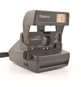 Polaroid 636 Closeup в коробке, Великобритания
