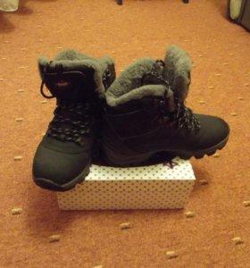 Зимние ботинки хорошие