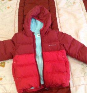 Куртка для девочек 3года