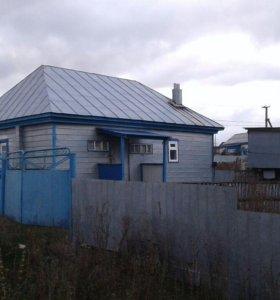 Дом в Стерлибашевском районе.