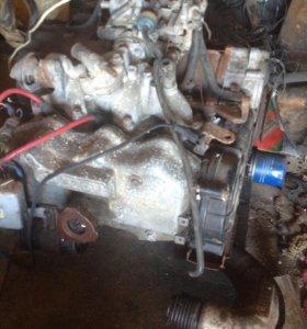 Двигатель на Доминго 3х цилиндровый