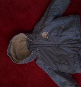 Куртка весенне-осенняя