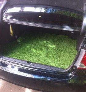 Коврик в багажник хонда цивик 4д