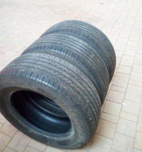 Резина Bridgestone potenza 3 шт.