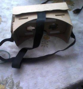 3D очки для телефона.