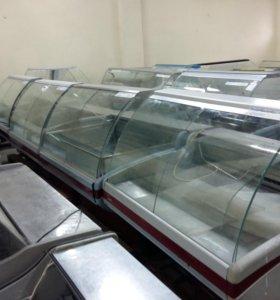 Морозильная витрина криспи