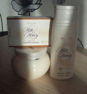 Подарочный набор Молоко и мед. Орифлэйм