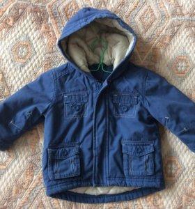 Куртка на мальчикс