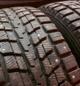 Dunlop winter ice 01 265/60 r18