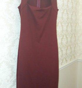 Платье Gepur c накидкой под Шанель, новое