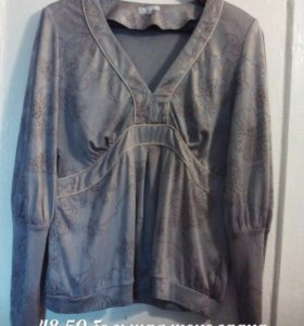 Блузка 48 отдам за: