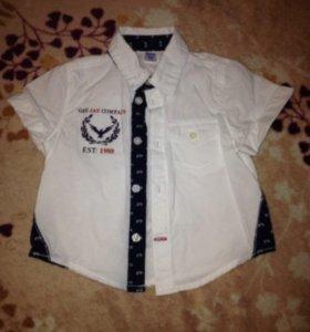 Рубашки до 1 года