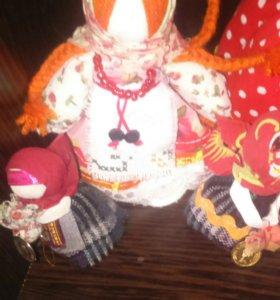 Куклы -обереги
