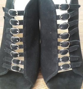 Замшевые туфли MARC CONY