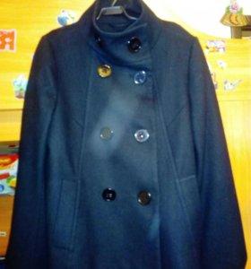 Пальто h&M размер 46-48