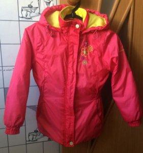 Куртка на дев