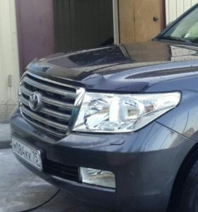 Фары. Toyota Land Cruiser 200