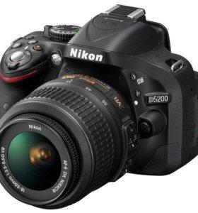 Nikon D520