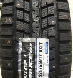 Шины Dunlop 225/65  R17