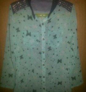 Блузка на 146-152см