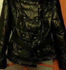 Куртка женская зима 48-50р