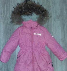 Куртка детская зимняя б/у Крокид