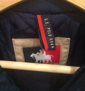Куртка polo assn оригинал