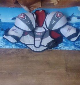 Хоккейный панцырь