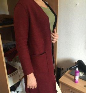 Шерстяной кардиган/пальто KIRA