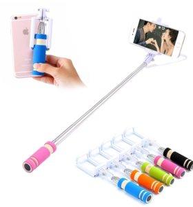 Мини монопод (палка) для селфи (selfie)